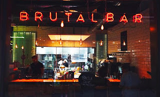 restaurante Inclan Brutal Bar