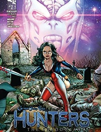 Grimm Fairy Tales presents Hunters: The Shadowlands