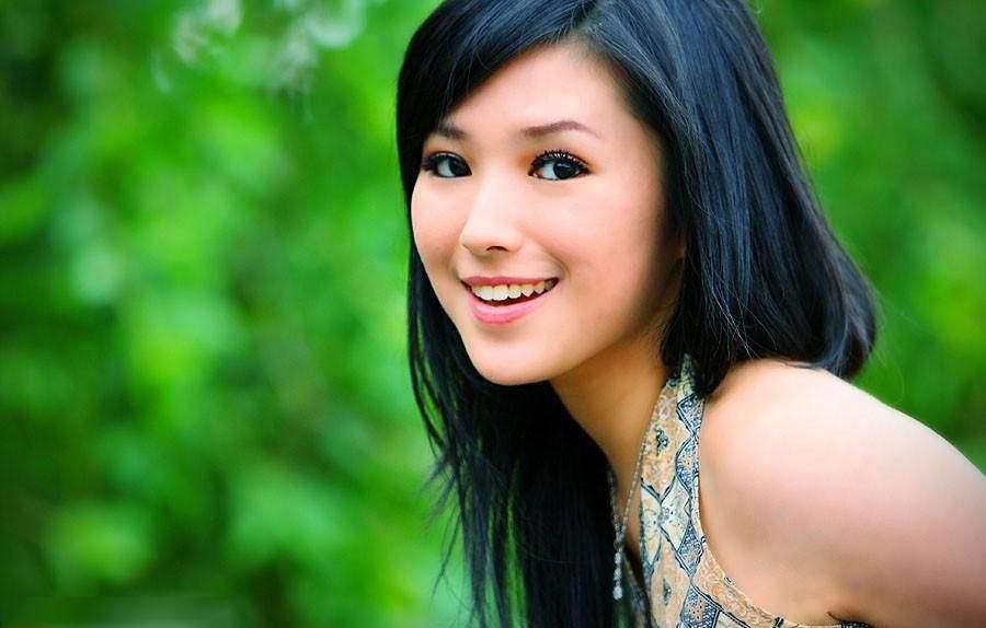 Top 99 Female: Photo New Actress Rini Lovely Luna