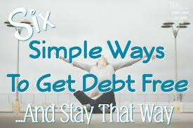 How to Get Debt Free | How to Become Debt Free in India | How to Become Debt-Free in 5 Years | Debt-Free Lifestyle