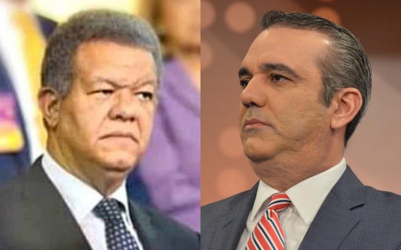 Leonel le ganaría a Abinader 46% a 40%, según encuesta Asisa