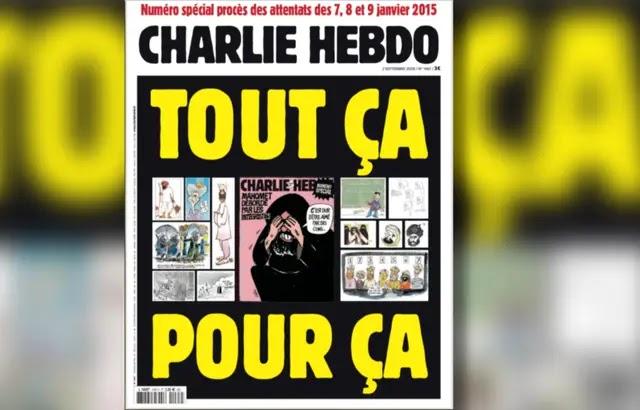 Caricatures de Mahomet : L'Iran condamne une «provocation de Charlie Hebdo» envers les musulmans