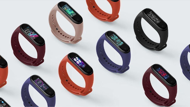 Mi Band four With color AMOLED display, pulse rate following Launched in India
