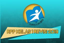 Download RPP K13 Kelas 1 SD/MI Tema 2 Revisi 2019 Sub Tema 1,2,3,4 Semester 1
