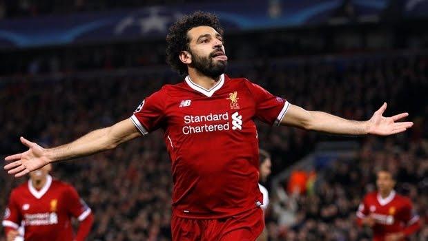 """Samuel Eto'o considère Mohamed Salah comme """"l'un des meilleurs joueurs du monde"""""""
