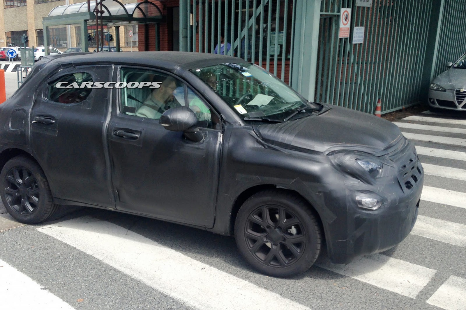 Fiat 500 X (Crossover) 5