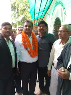 Bar Association Election News In Hindi Sultanpur Uttar Pradesh