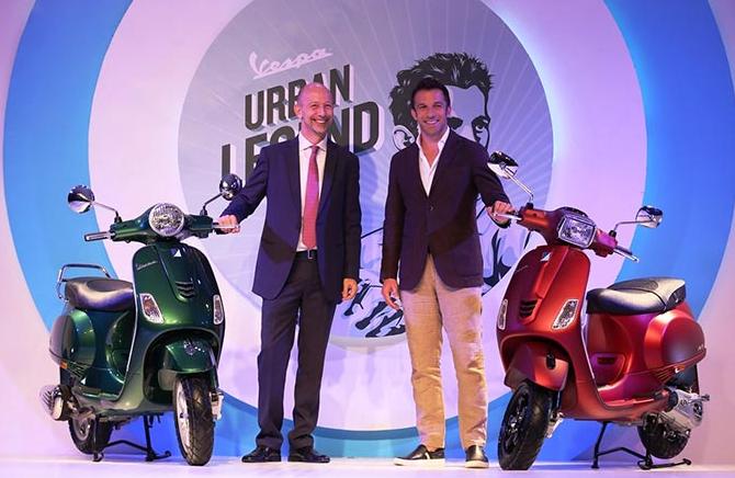 Piaggio Indonesia Siapkan 2 Model Vespa Terbaru 2016 Dalam Waktu Dekat