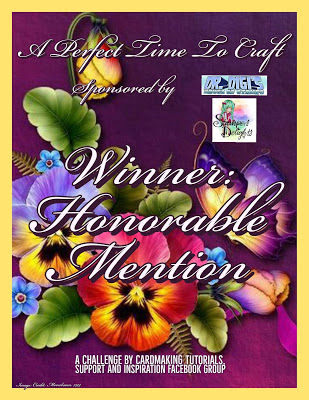 A Perfect Time To Craft Honourable Mention