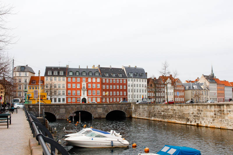 Indre By, things to see, colorful street, Copenhagen, blogger,