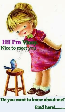 Hi! I'm Vinny. Nice to Meet you!