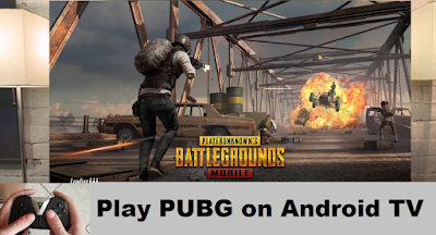 PUBG on Android TV