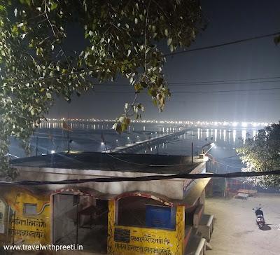 दशाश्वमेध घाट एवं मंदिर इलाहाबाद - Dashashwamedh Ghat and Temple Allahabad