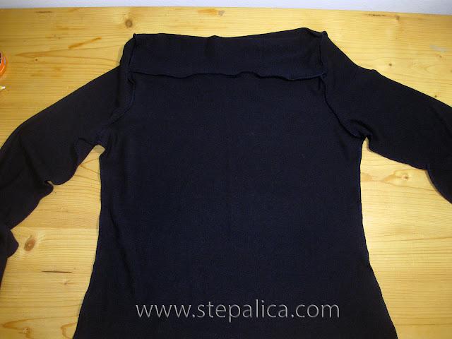 Kako se šije trikotažna majica