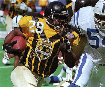 quality design 6fbd3 8c459 Sac Fly: Ranking the NFL Throwback Uniforms