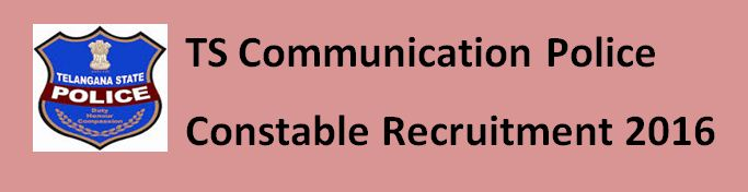 TS Communication Constable Syllabus Papers