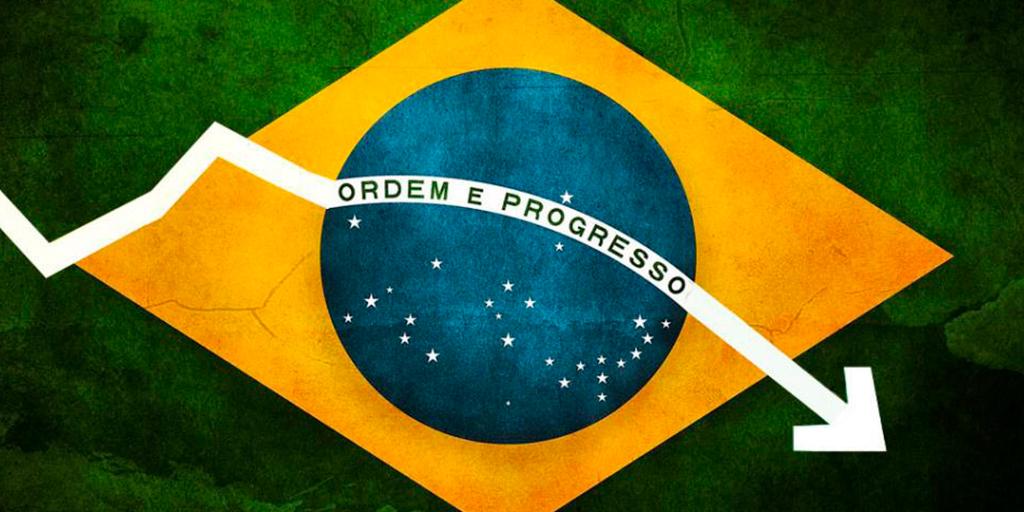 La caída de la economía brasileña en 2020 fue la más grande en 30 años