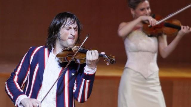 Külön testőr vigyáz Edvin Marton milliárdokat érő hegedűjére