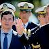 Bolsonaro nega problema com o ministro Sergio Moro.