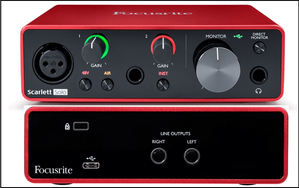 focusrite-scarlett-solo-usb-audio-interface-back-and-rear-side