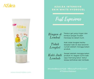 Azalea Intensive Skin White Hydrogel