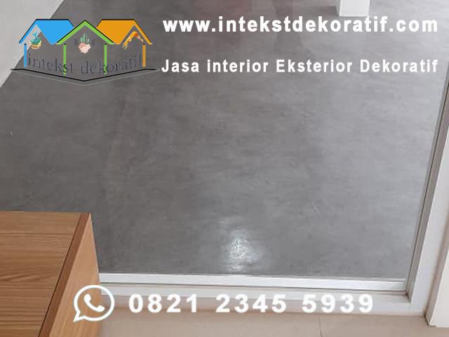 Jasa Cat Fresco Stucco Jabodetabek