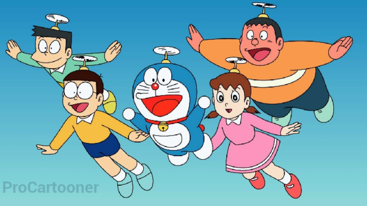 Intresting-Facts-about-Doreamon-ProCartooner