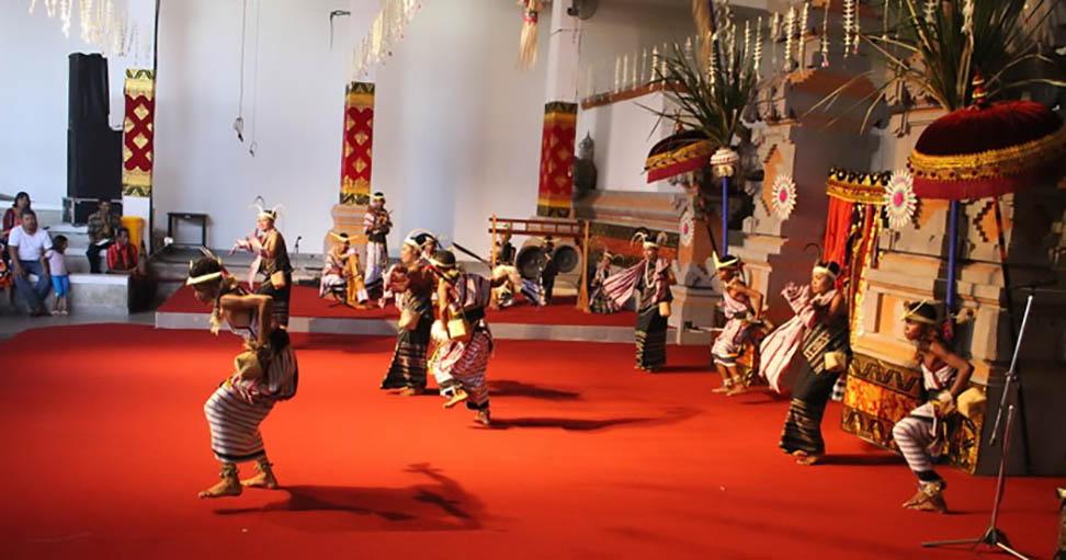 Tari Hedung, Tarian Tradisional Dari Provinsi NTT