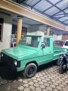 Dijual Kijang Doyok Alias Kijang Kotak Pickup 81