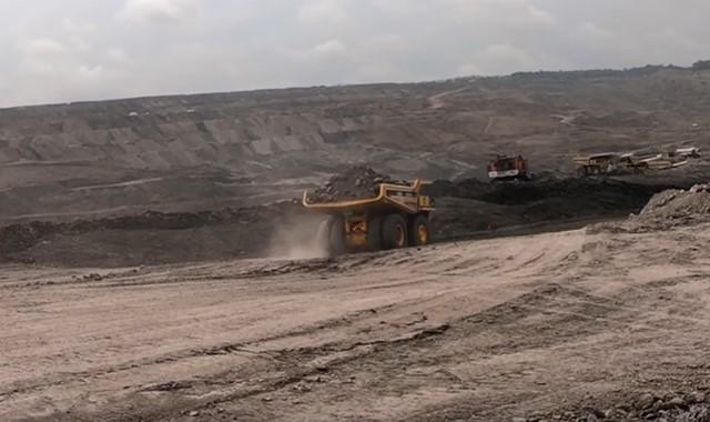 daerah penghasil batubara di indonesia
