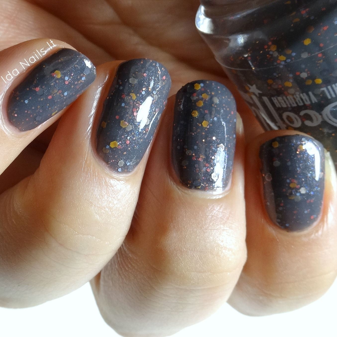 Ida Nails It: Scofflaw Nail Varnish Winter 2017 Collection: Swatches ...