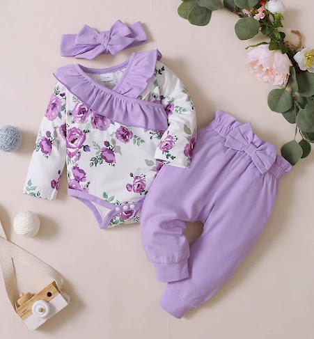 Beautiful Newborn Baby Girl Clothes