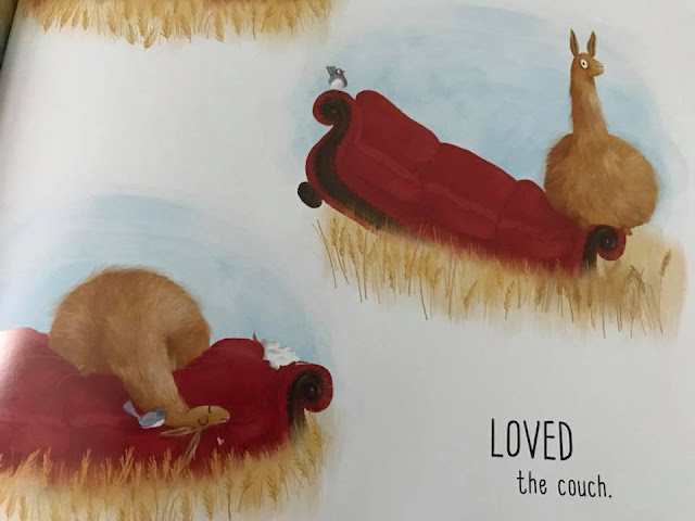 couch-for-llama