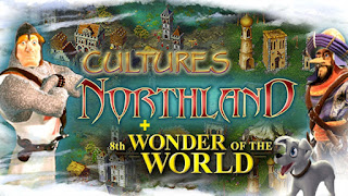 Free Download Games Cultures Northland 8th Wonder Of The World PC Games Untuk Komputer Full Version ZGASPC