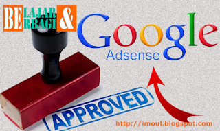 Tips Agar Google Adsense Diterima
