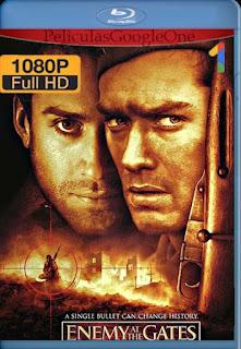Enemigo A Las Puertas [2001] [1080p BRrip] [Latino-Inglés] [GoogleDrive]