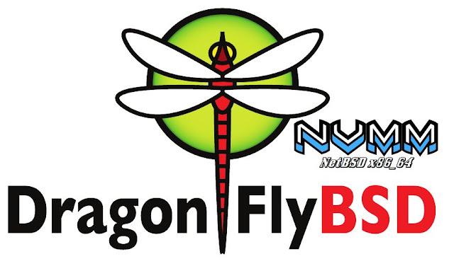 DragonflyBSD receberá suporte a Hypervisor do NetBSD