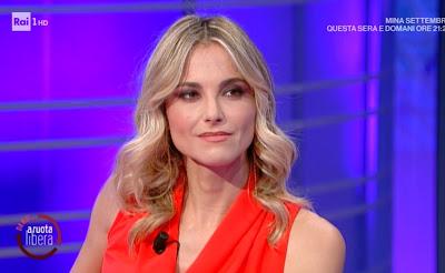 Francesca Fialdini viso foto oggi 17 gennaio 2021