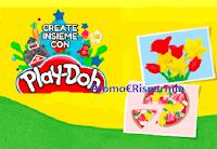 Logo Play Doh : create insieme e ti regala un buono sconto da 10€
