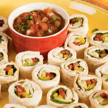 Mexican Sushi Bites Recipe