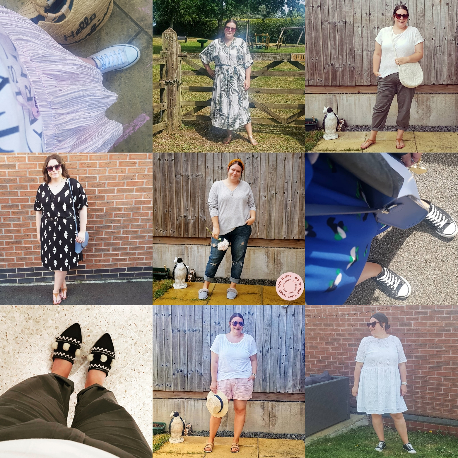 Wearing My Wardrobe: My Outfits