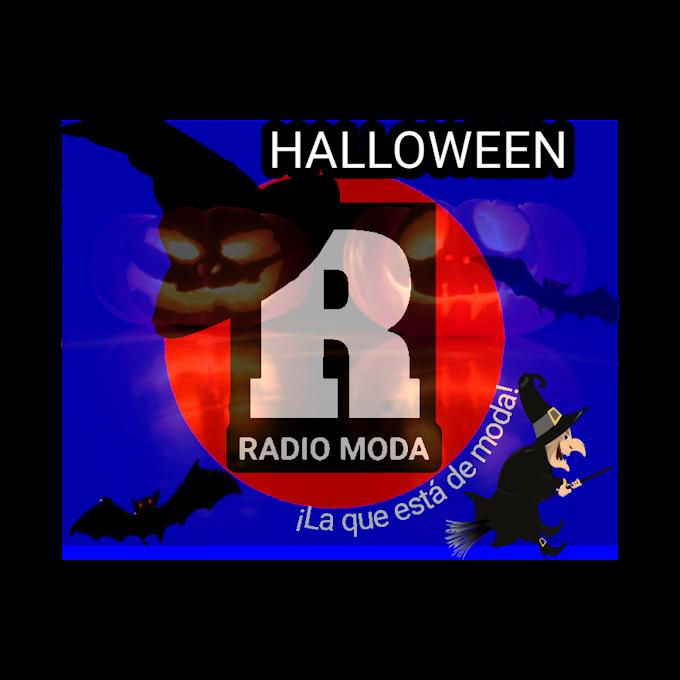 Radio moda esta en  modo Halloween,llega con muchas sorpresas