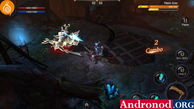 Blade Reborn beta (Unreleased) For Android