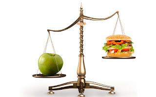 Balanza comida