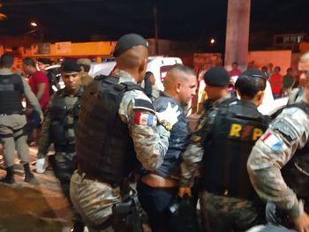 Dois dos três suspeitos de matar comerciante no Conjunto José Tenório são policiais, diz Ciosp