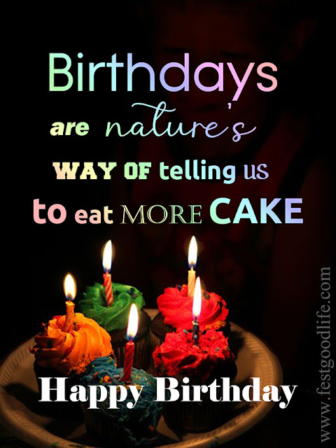 birthday captions wishes