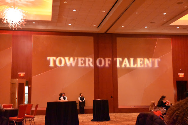 Tower of Talent Event Recap  via  www.productreviewmom.com