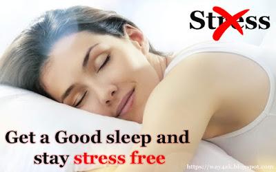sleep properly