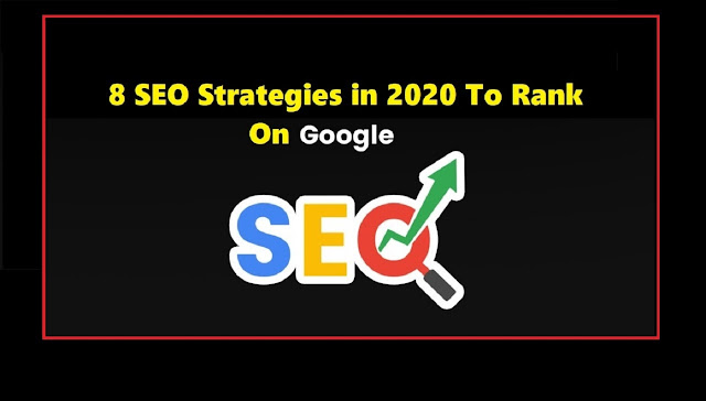 SEO Strategies in 2020