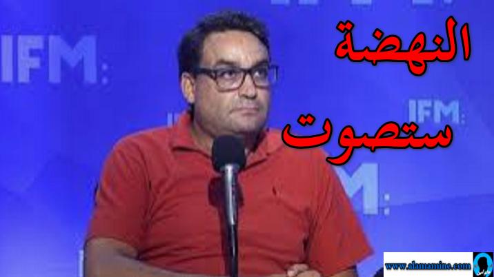 شكيب درويش النهضة باش تعصر كعبة قارص وتصوت لحكومة المشيشي